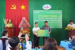 Khánh thành trường mầm non tại Đắk Lắk do PVFCCo tài trợ