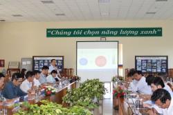 Công ty DHD tổ chức thành công Hội nghị PCTT&TKCN
