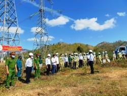 Truyền tải điện Kon Tum: Để dòng điện luôn an toàn, ổn định mùa mưa bão