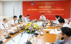 Ban Thường vụ Đảng ủy PV GAS tổ chức Hội nghị thường kỳ