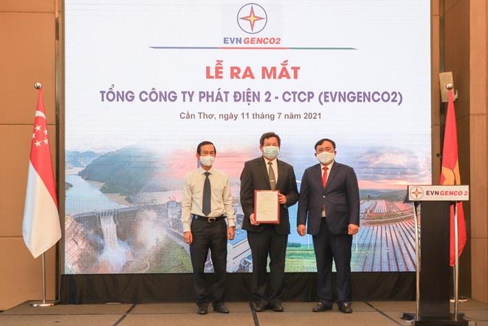 Ra mắt Tổng công ty Phát điện 2 - CTCP