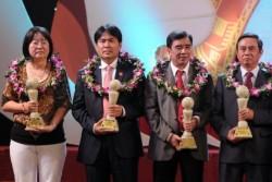 PTSC nhận giải thưởng
