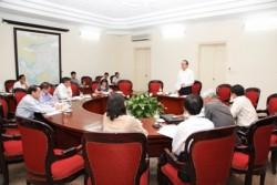 Ban hành Quy chế hoạt động của Ban Chỉ đạo Quốc gia về đào tạo nhân lực năng lượng nguyên tử