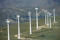 Trung Quốc đứng đầu thế giới về sản xuất phong điện
