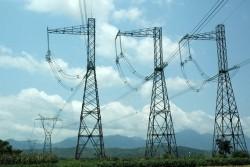 Lưới điện 500kV vận hành bình thường trong bão số 5