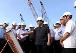 Chính phủ yêu cầu đẩy nhanh tiến độ Trung tâm Điện lực Duyên Hải