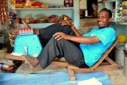 Thắp sáng châu Phi bằng máy phát điện dùng sức người