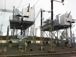 Đóng điện công trình nâng dung lượng tụ bù dọc TBA 500kV Di Linh