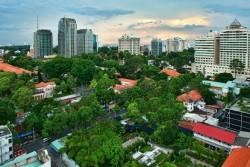 Tp. Hồ Chí Minh: 'Thành phố dẫn đầu về ứng phó với biến đổi khí hậu'