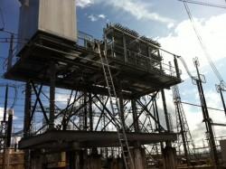 Đóng điện công trình nâng dung lượng tụ bù dọc TBA 500kV Pleiku