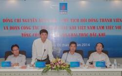 Chủ tịch PVN Nguyễn Xuân Sơn làm việc với PVEP