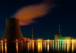 Raising skill for propaganda on nuclear power