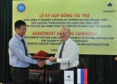 Rosneft Vietnam finances students to make scientific research