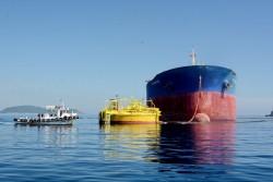Lọc dầu Dung Quất nhập 1 triệu thùng dầu thô từ Azerbaijan