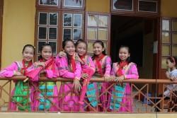 Công ty thủy điện Sơn La đồng hành cùng học sinh xã Chiềng Lao
