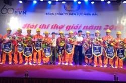 Khai mạc Hội thi thợ giỏi EVN NPC năm 2014