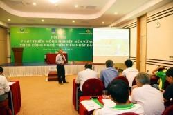 PVFCCo giới thiệu công nghệ Nhật Bản trong nông nghiệp