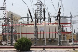 Đóng điện công trình nâng công suất TBA 220kV Nam Định