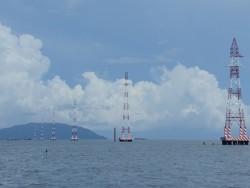 Xã đảo Lại Sơn chuẩn bị có điện lưới quốc gia