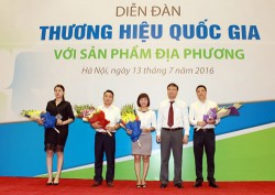 PVFCCo đồng hành cùng Tuần lễ Thương hiệu Quốc gia