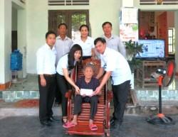 PC Nghệ An: Nhiều hoạt động tri ân nhân ngày 27/7
