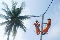 Khởi động giai đoạn 2 dự án cấp điện cho xã đảo An Bình
