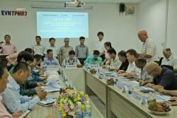 Ký giao ước thi đua trên công trường Nhiệt điện Duyên Hải 3 MR