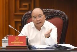 Thủ tướng chủ trì cuộc họp về thúc đẩy giải ngân vốn ODA