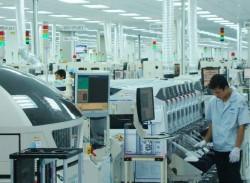 Đã cấp điện lưới cho toàn bộ phụ tải Samsung Thái Nguyên
