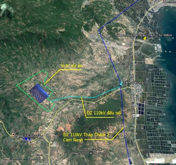 Thẩm định dự án điện mặt trời Điện lực miền Trung 1