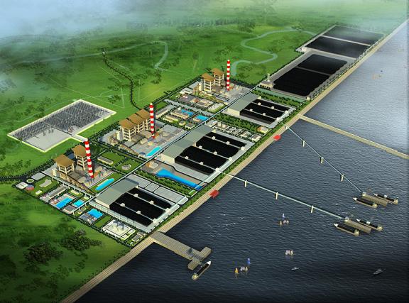 Quảng Ngãi ủng hộ J-Power khảo sát dự án điện than tại Dung Quất
