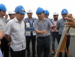 Đẩy nhanh tiến độ các dự án Trung tâm Điện lực Duyên Hải
