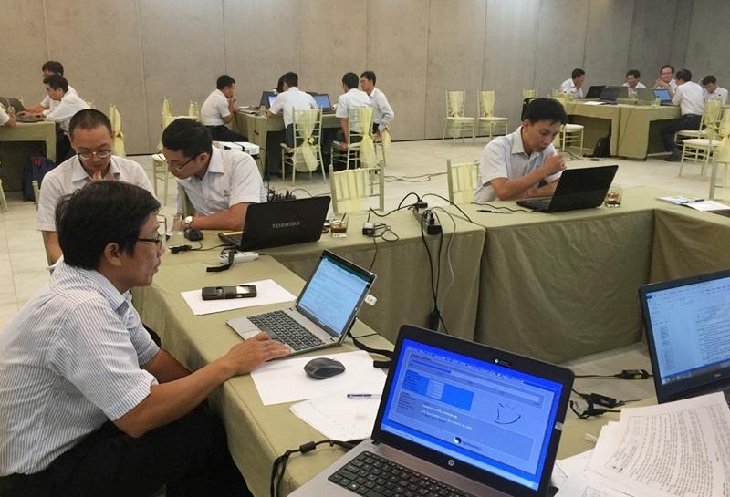 EVNNPT chuẩn hóa tài liệu giảng dạy và ngân hàng đề thi 4