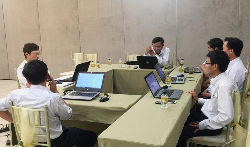 EVNNPT chuẩn hóa tài liệu giảng dạy và ngân hàng đề thi 5