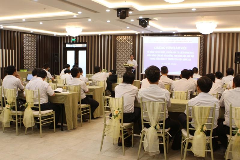 EVNNPT chuẩn hóa tài liệu giảng dạy và ngân hàng đề thi 2