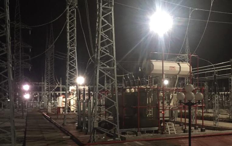 Đóng điện công trình Trạm biến áp 220 kV Bảo Thắng 1