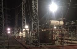 Đóng điện công trình Trạm biến áp 220 kV Bảo Thắng