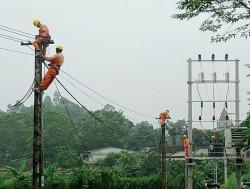 PC Phú Thọ đã cơ bản khắc phục xong sự cố sau bão số 3