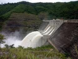 Vận hành hồ chứa Thủy điện Bản Vẽ để cắt giảm lũ cho hạ du
