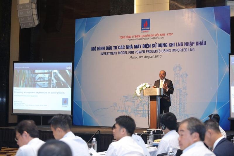 Chia sẻ kinh nghiệm đầu tư nhà máy điện dùng khí LNG nhập khẩu 2