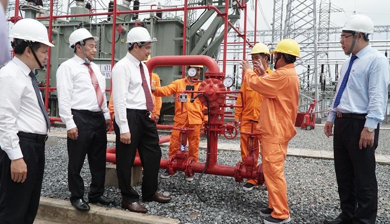 Công trình 220kV thứ hai được SPC đóng điện thành công 3