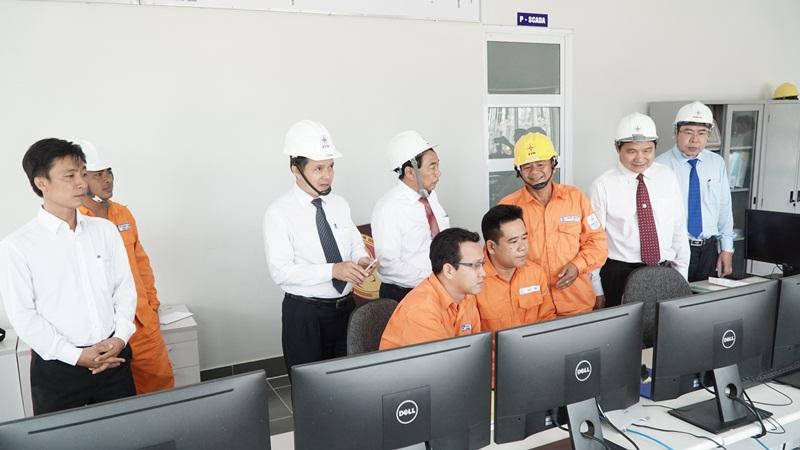 Công trình 220kV thứ hai được SPC đóng điện thành công 4