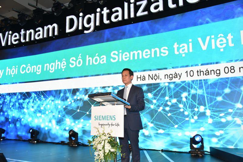 Ngày hội số hóa Siemens: Hỗ trợ Việt Nam chuyển đổi số 1