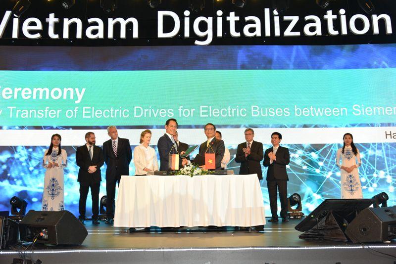 Ngày hội số hóa Siemens: Hỗ trợ Việt Nam chuyển đổi số 3