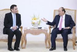 Thủ tướng hoan nghênh doanh nghiệp Thái Lan đầu tư vào điện sạch