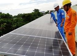 Hiệu quả từ hệ thống điện mặt trời áp mái tại PC Bình Dương