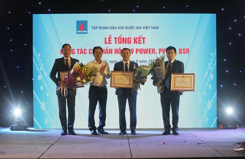 PVN cơ bản hoàn thành cổ phần hóa PV Power, PV Oil và BSR