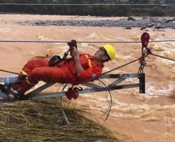 EVNNGC khẩn trương khắc phục sự cố do bão số 4