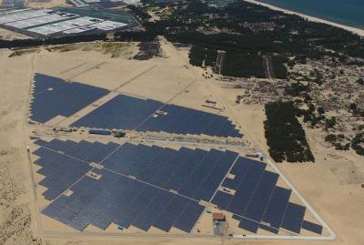 Agribank tài trợ vốn cho dự án điện mặt trời Phong Điền