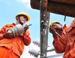 Công ty dịch vụ Điện lực miền Bắc hoạt động vào đầu năm 2019